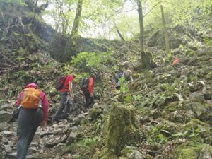 Trekking in Val Vertova con Diego Sanzogni